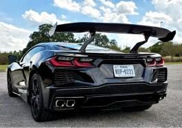 C8 Corvette C8.R Wing Kit