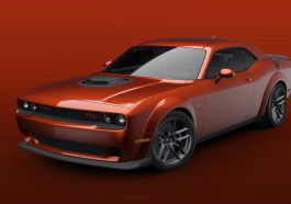 2021 Dodge Challenger RT Scat Pack Shaker Widebody Muscle Car
