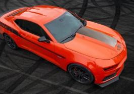 2021 Yenko Stage II Chevrolet Camaro Muscle Car Sales Q3 2020