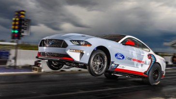 electric ford mustang cobra jet 1400
