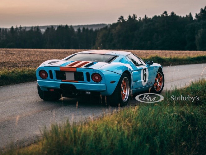 2006 Ford GT 600 RE