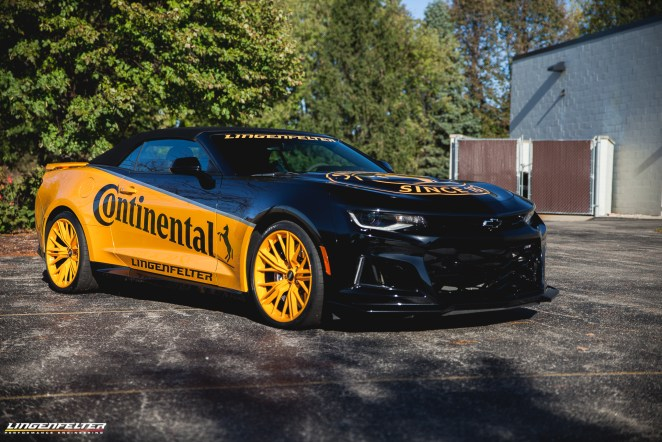 Lingenfelter Performance Engineering Chevrolet Camaro ZL1 Eliminator Series Continental Tire