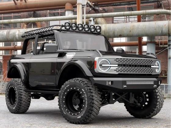 Maxlider Ford Bronco Midnite Edition