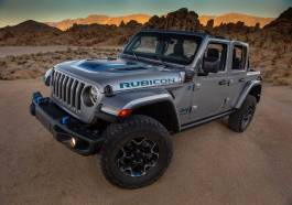 2021 Jeep Wrangler 4xe Hybrid
