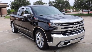 2019 Chevrolet Silverado procharger