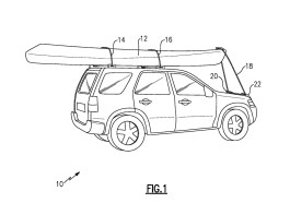 Ford Bronco Patent Image