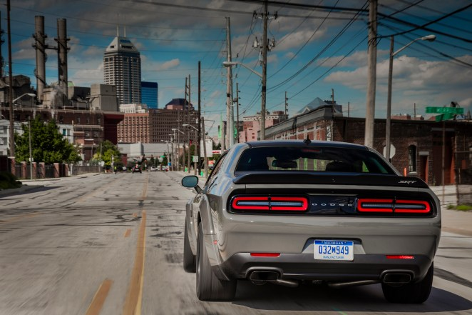 2018 Dodge Demon On The Move