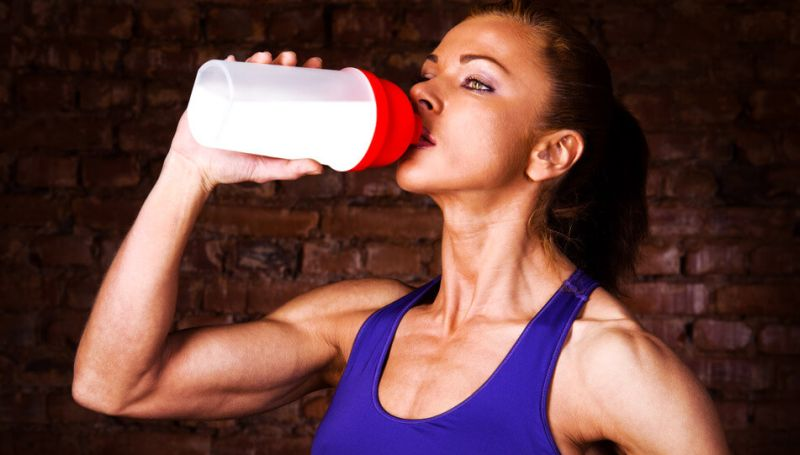 best female fitness supplements