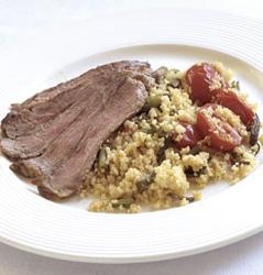 couscous beef