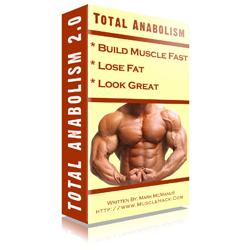 Total Anabolism Free Bodybuilding Ebook