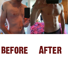 How Much Muscle Can A Hardgainer Gain in 4 Weeks on THT? (pics)