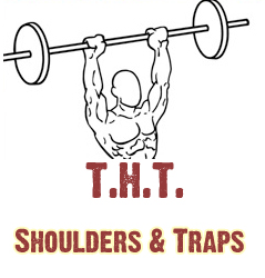 The THT 2.0 Training Cycle. Shoulders & Traps Day (part 12)