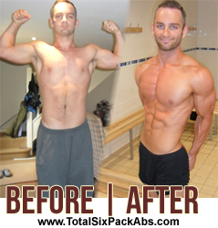The Most Unusual Six-Pack Abs Testimonial!