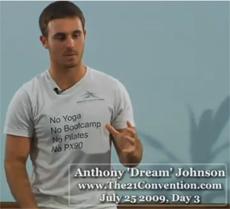 Anthony Dream Johnson