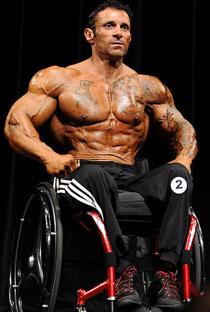 wheelchair bodybuilder
