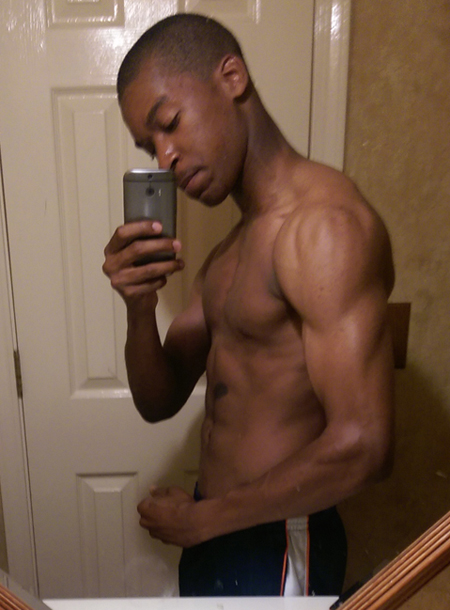 How This 20 Yr Old Guy Gained 1.5″ On His Arms In a Week