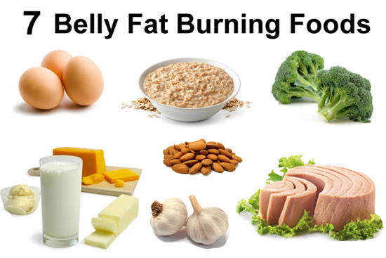 Don't believe the hype. There are no fat-burning foods.