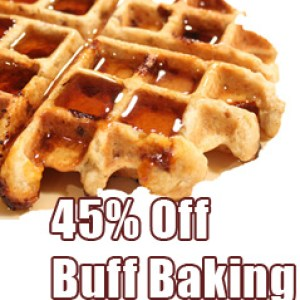 45% Off Buff Baking Muscle Cook Book For 48hrs