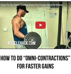 Omni-Contraction Training For Bigger Gains