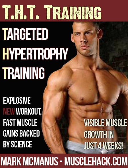 Free workout plan to build muscle fast | MuscleHack by Mark McManus