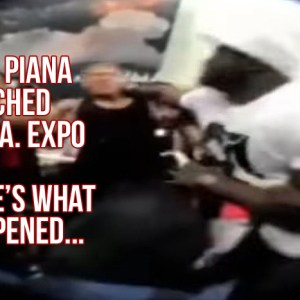 Rich Piana Punched At The LA Expo