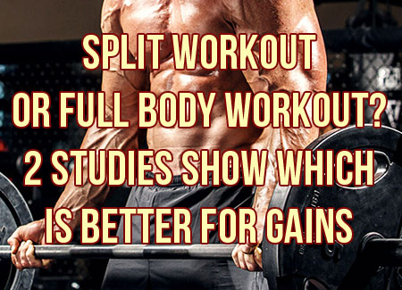 Are Body-Part Split Workouts A Thing Of The Past?