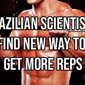 BRAZILIAN SCIENTISTS FIND NEW WAY TO GET MORE REPS