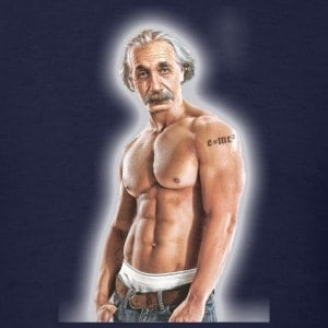 einstein fitness theory