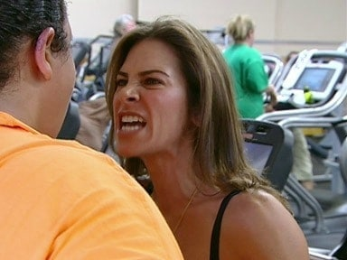 Jillian Michaels Yelling