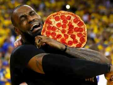 lebron james diet