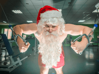 santa clause gym