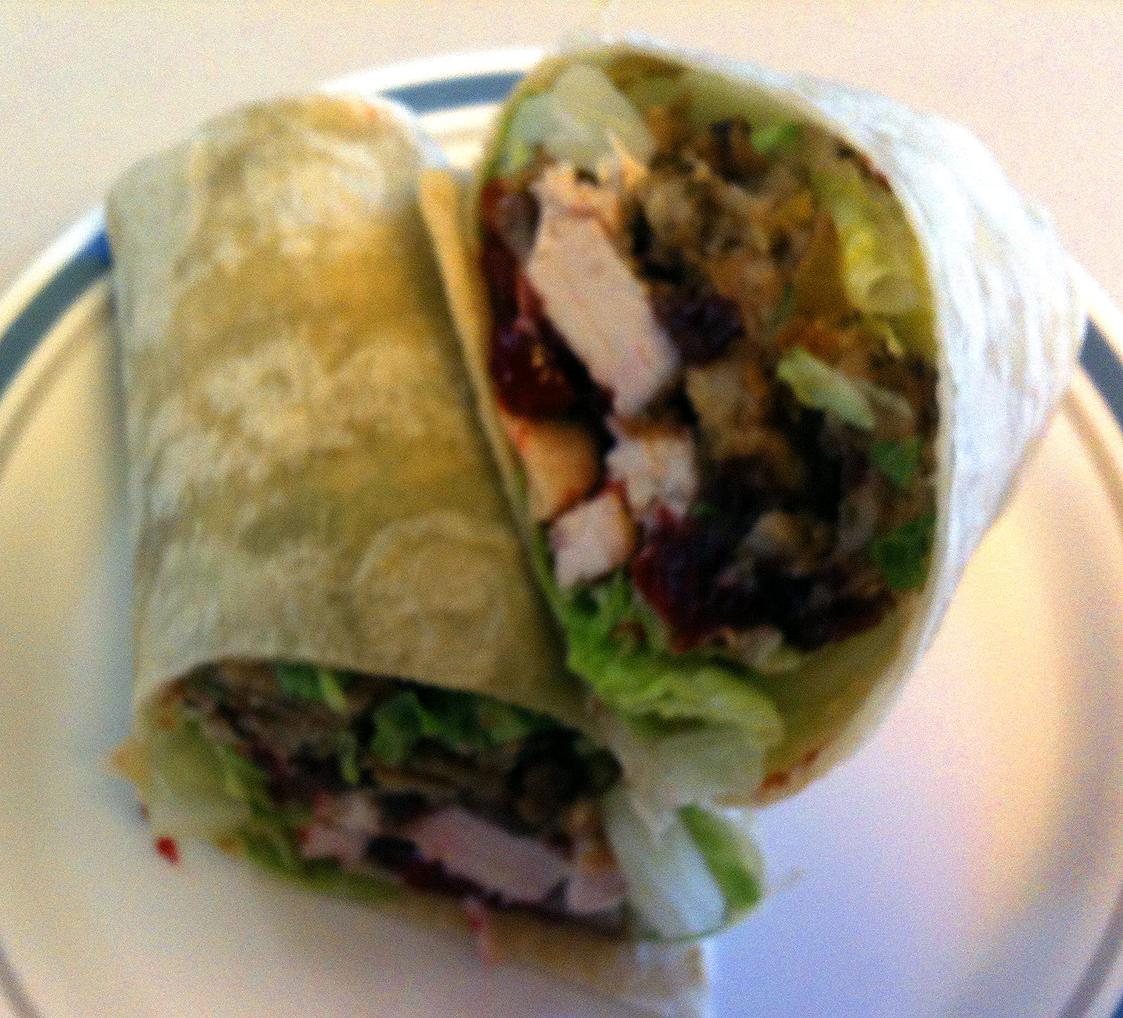 holiday stuffing wrap