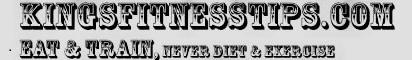 KingsFitness Banner