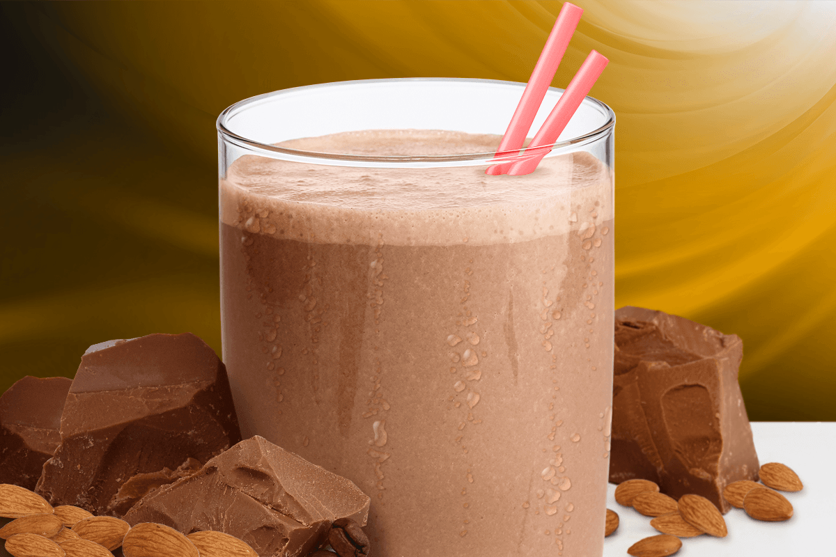 Chocolate Milkshake Smoothie Muscletech