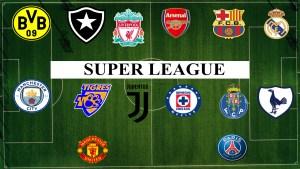 La Super League, une autre vision du foot