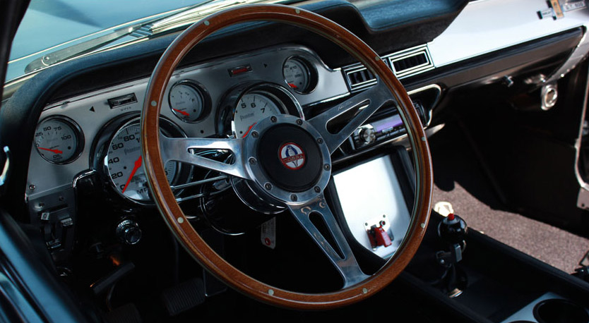 1967 Ford Mustang Shelby GT 500E Muscle Cars News And