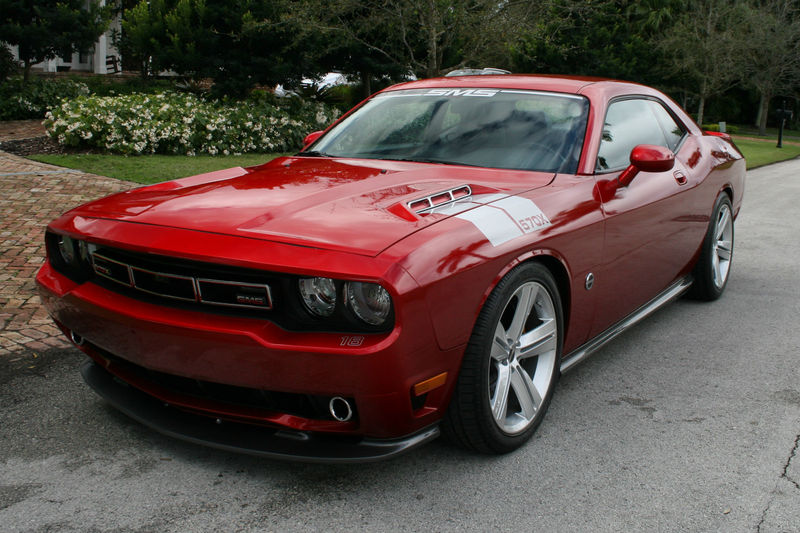 2009 Dodge Challenger SMS 570X Custom Muscle Cars News