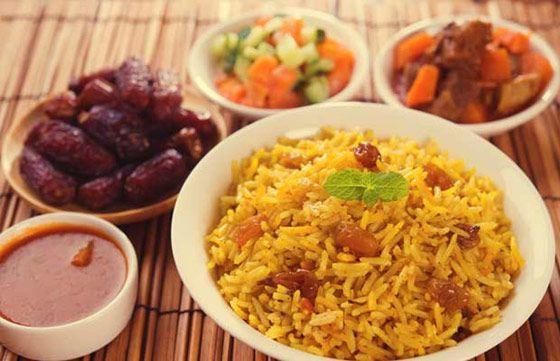 Ramandan repas