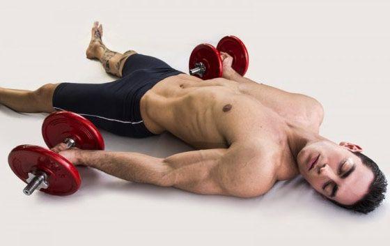 Récupération repos musculation