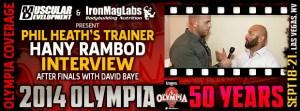 OLYMPIA14rambod-interview