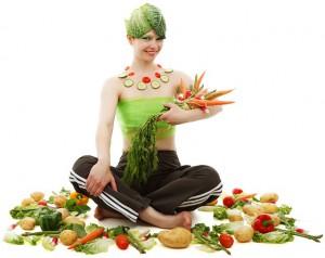 Para quemar grasa debemos comer variado, no sólo un tipo de comida