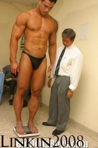 Un cuerpo proporcionado y bonito se puede lograr sin química