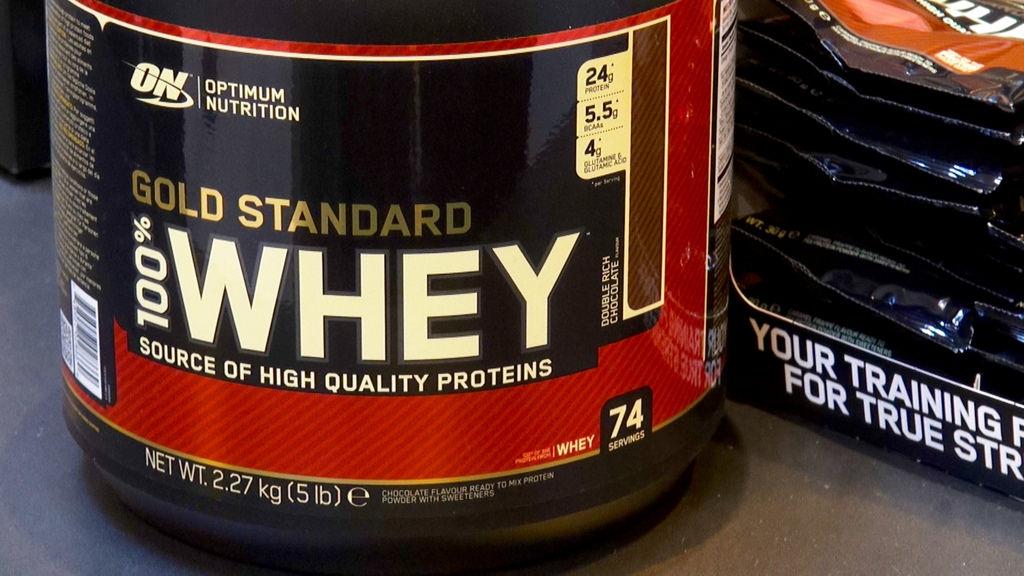 proteínas whey