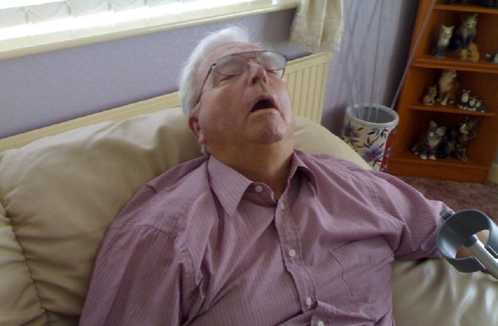 apneas de sueño en adultos