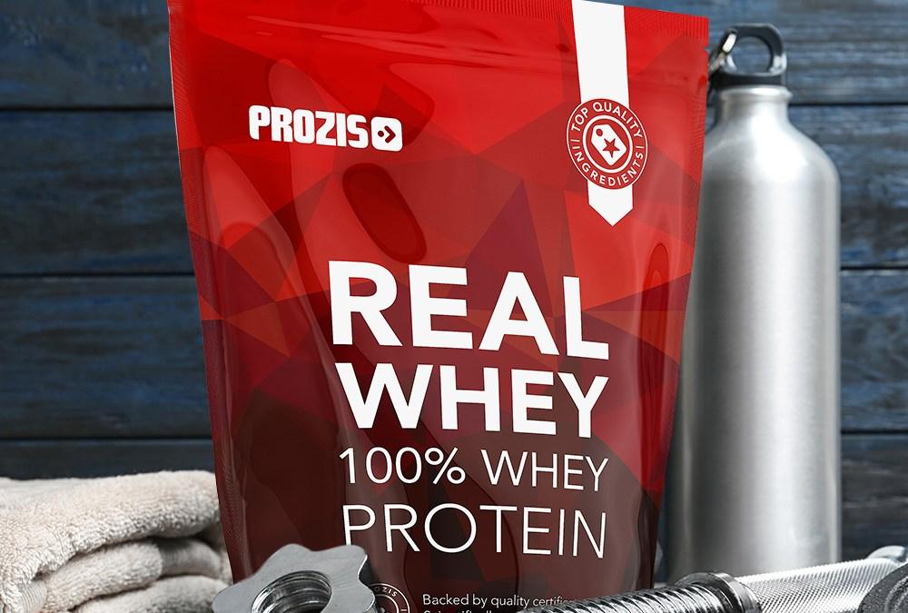 Análisis Real Whey Protein de Prozis