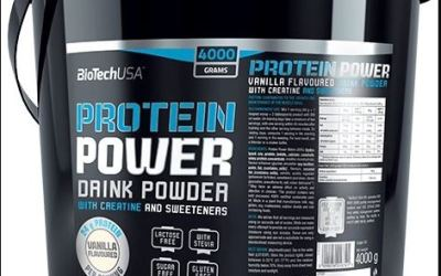 Análisis de BioTech USA Protein Power