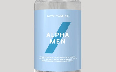 Análisis y opiniones de Alpha Men de MyProtein