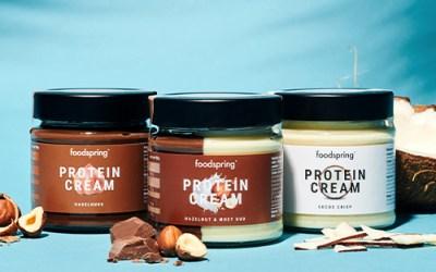 Análisis y opiniones de la crema proteica de Foodspring