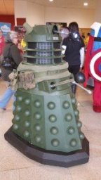 Feel the force day - Dalek from Dr Who