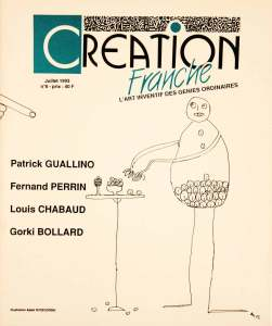 Création Franche N°8